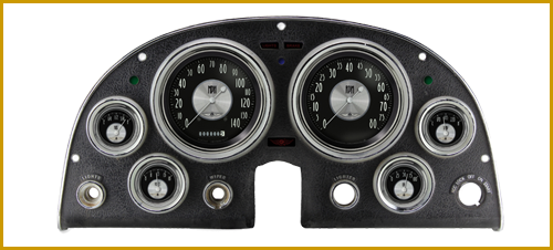 Classic Instruments '63-'67 Corvette Gauges Package