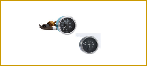 VDO Series 1 Agriculture and Industrial Gauges