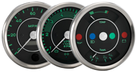 VDO 356 Gauges