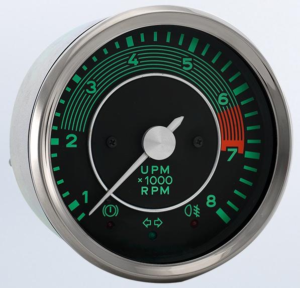 VDO A2C59519847-S Tachometer Gauge