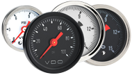 VDO Mini Pressure Gauges